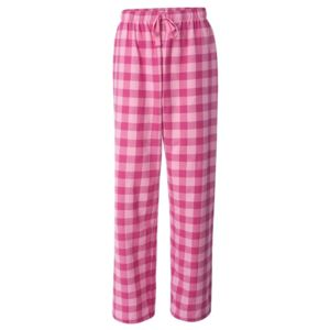 Fashion Flannel Pants With Pockets Thumbnail