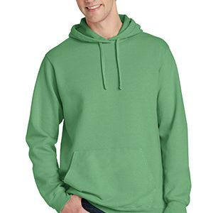 Essential Pigment Dyed Pullover Hooded Sweatshirt Thumbnail