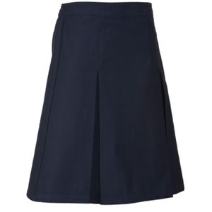 GIRLS' 2 Pleat Skirt Size 3-18 Thumbnail