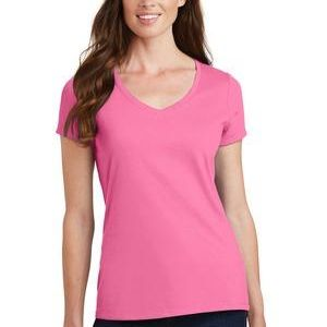 *SPFS* Ladies Fan Favorite V Neck Tee Thumbnail