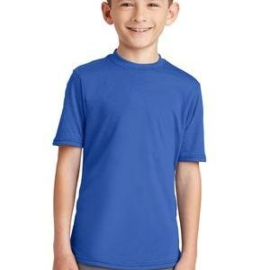 *SPFS* Youth Essential Blended Performance Tee Thumbnail