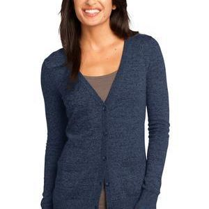 Ladies Cardigan Sweater Thumbnail