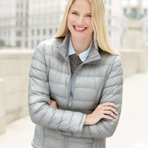 Ladies 32 Degrees Packable Down Jacket Thumbnail