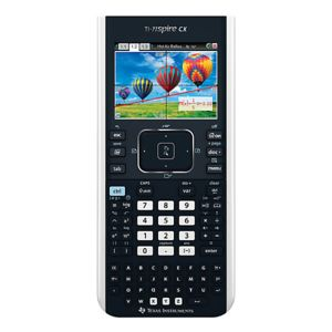 Texas Instruments TI-Nspire CX Graphing Calculator Thumbnail