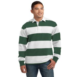 Long Sleeve Rugby Polo Thumbnail