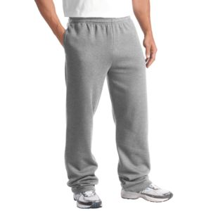 Adult Open Bottom Sweatpant Thumbnail